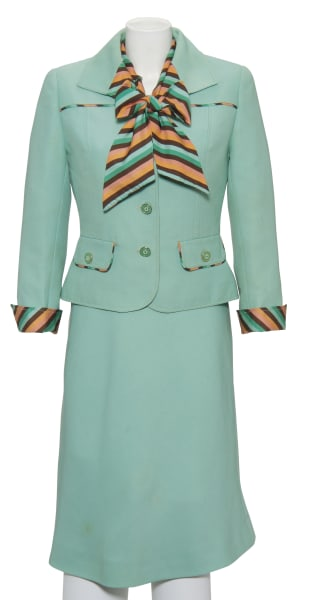 margaret thatcher suit dress