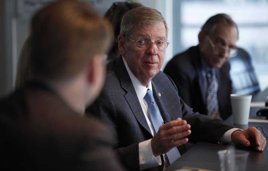 Johnny Isakson PP RESTRICTED