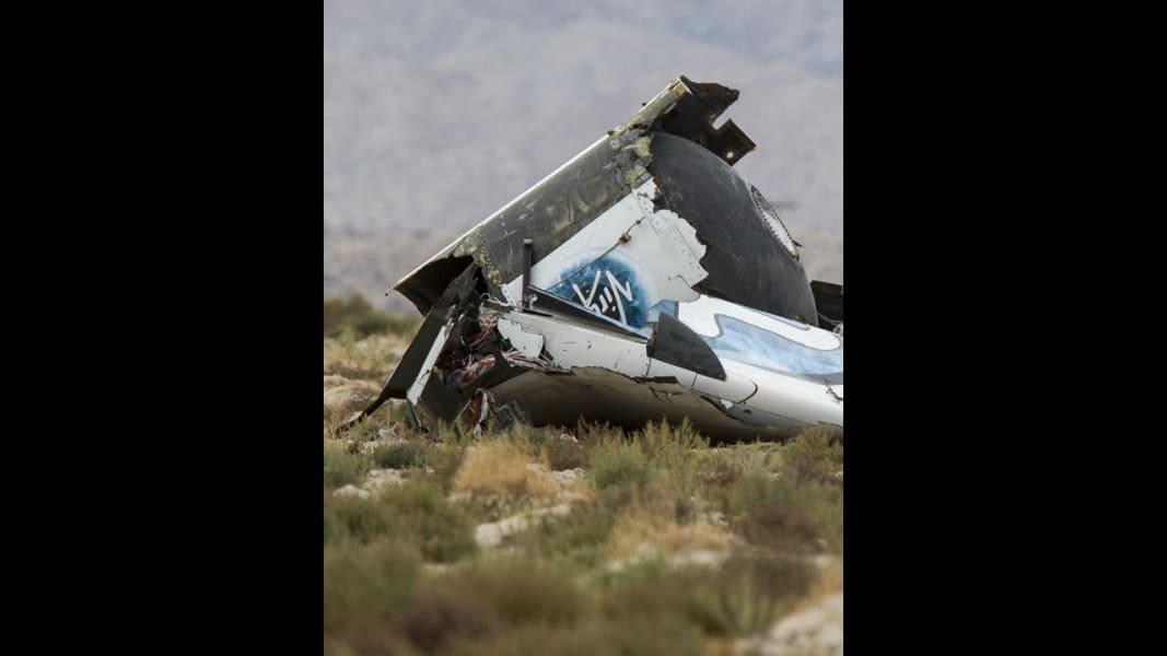 04 space flight crash