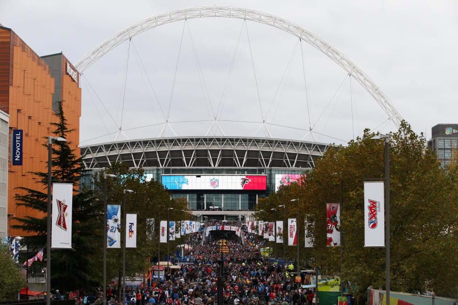 nfl wembley stadium