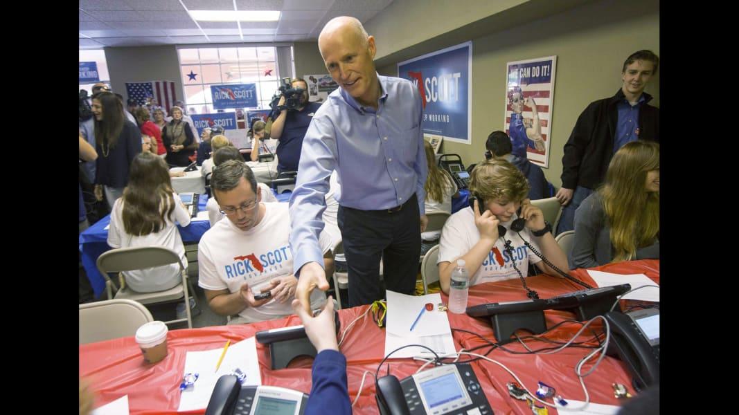 01 Florida governor race 1104