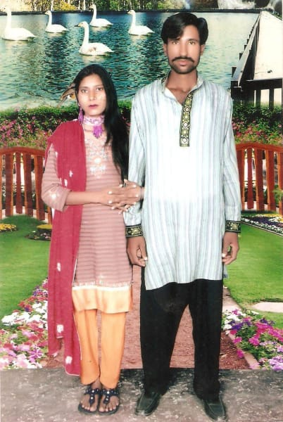 pakistan couple killed blasphemy