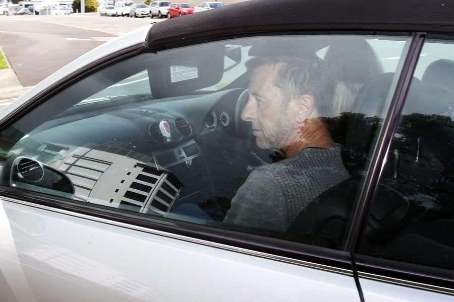 phil rudd car court