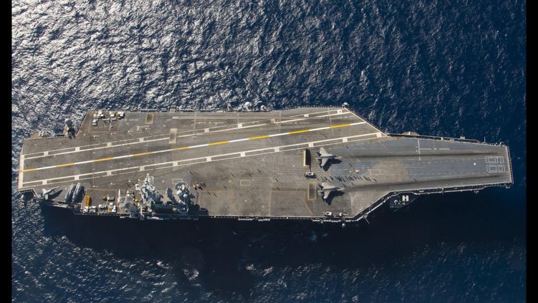 01 F-35 carrier trials