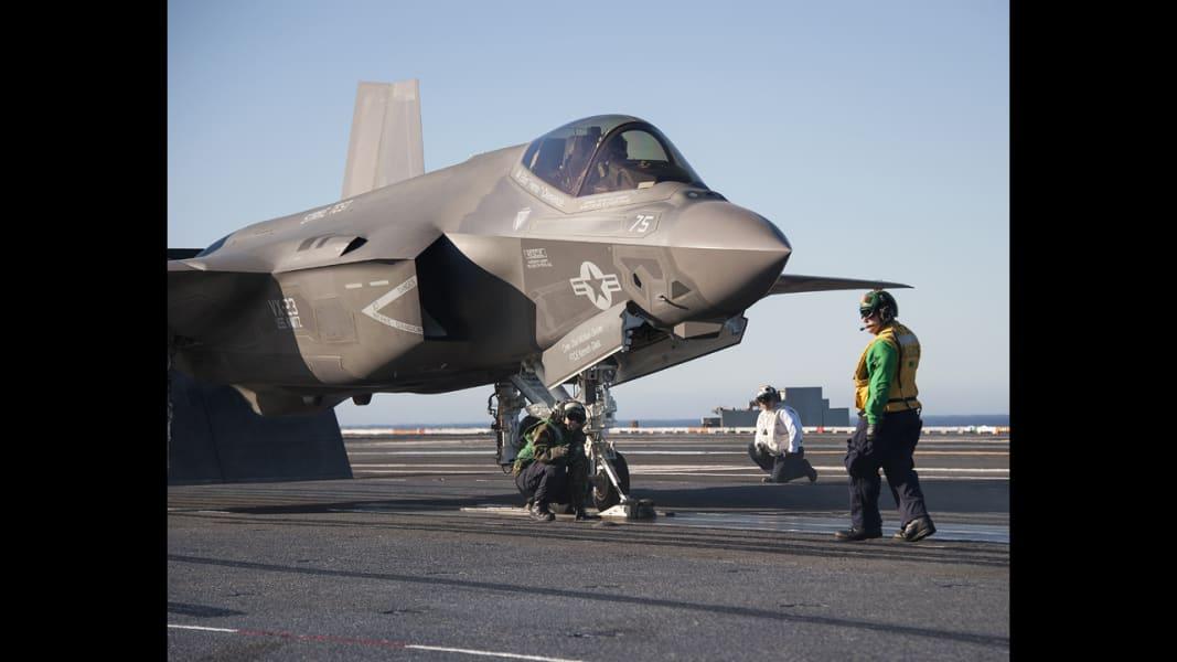 03 F-35 carrier trials