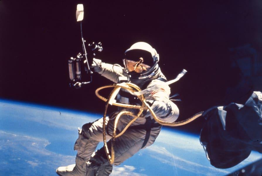 edward white astronaut nasa