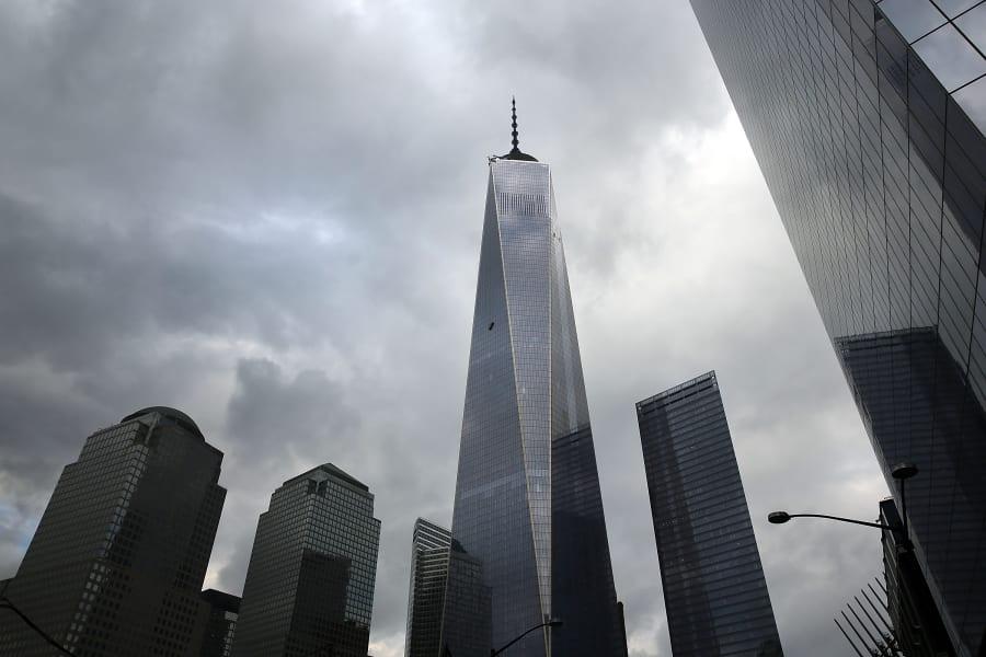 10 WTC scaffold
