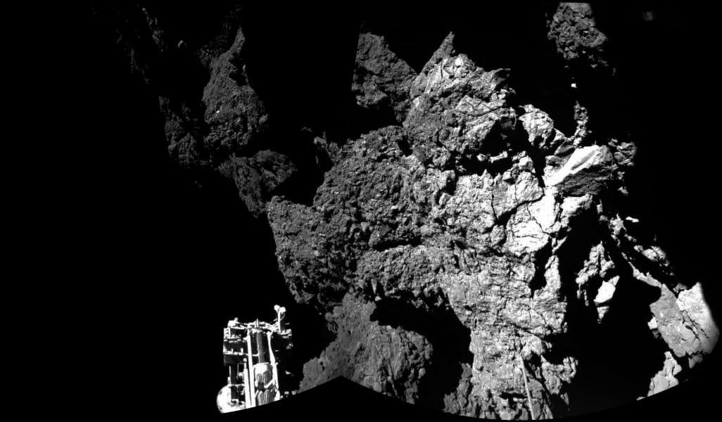 comet landing 1113