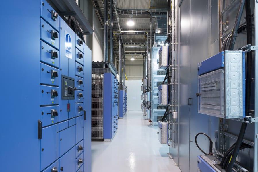 data center switchboard
