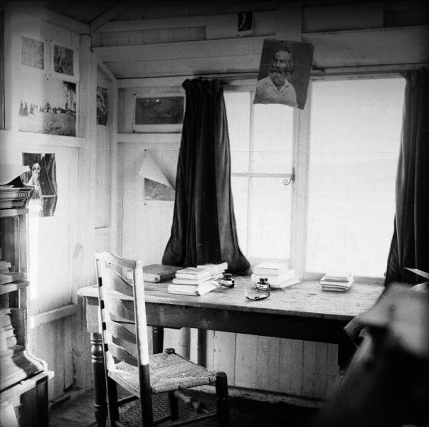 Dylan Thomas desk