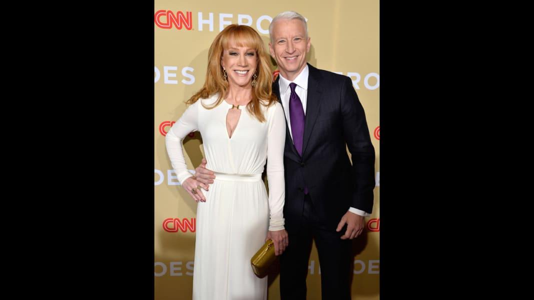 01 CNN Heroes: Red carpet