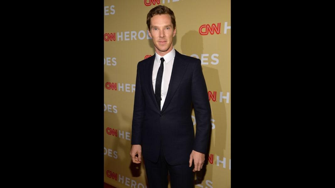 11 CNN Heroes: Red carpet