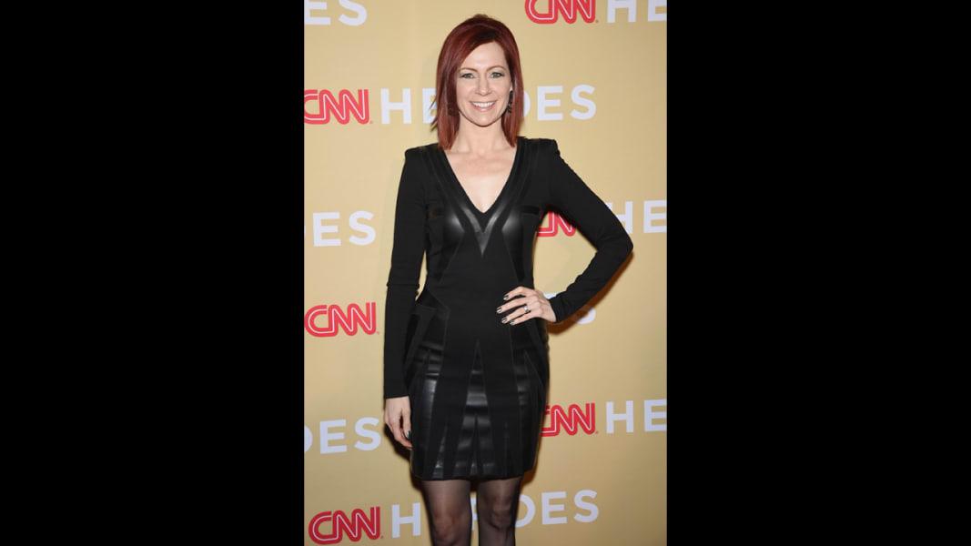 20 CNN Heroes: Red carpet