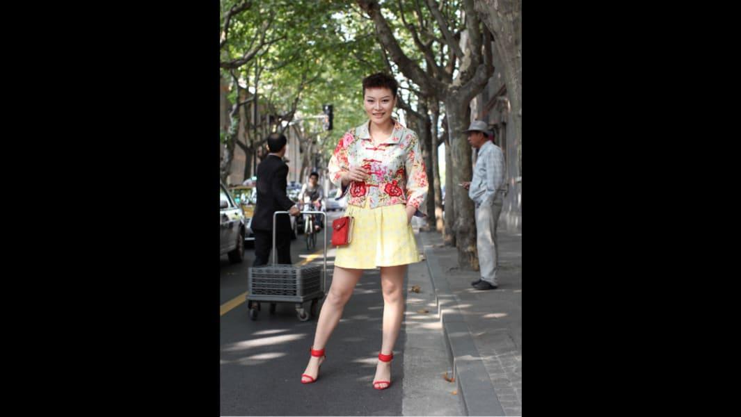 Asian Street Fashion 3