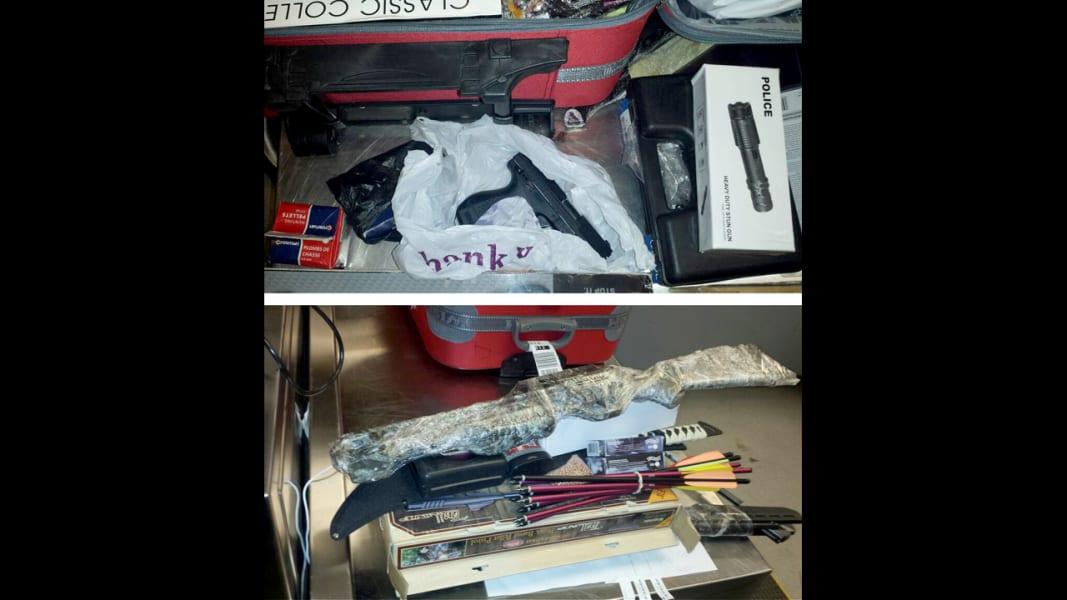 jfk weapons