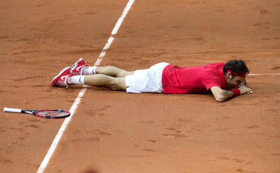 Federer davis cup