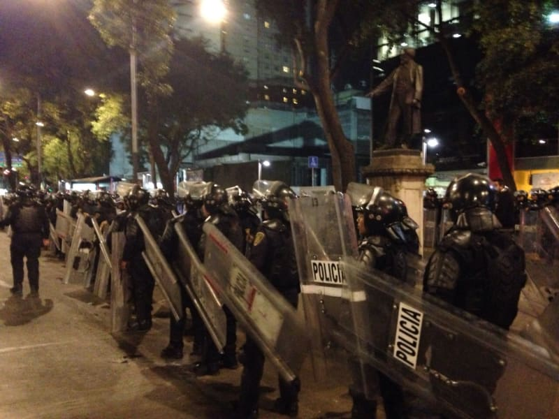 mexico protests dic 1 b