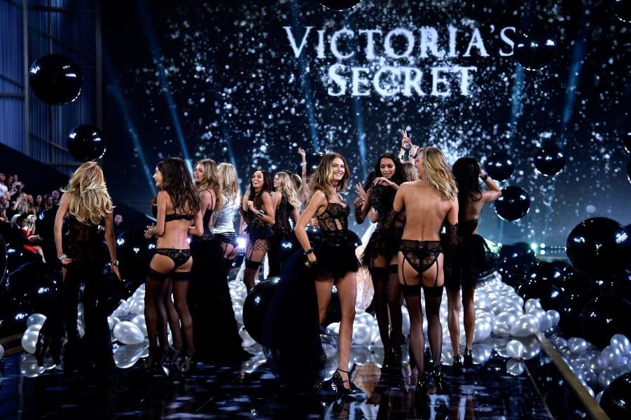 models victorias secret fashion show 2014