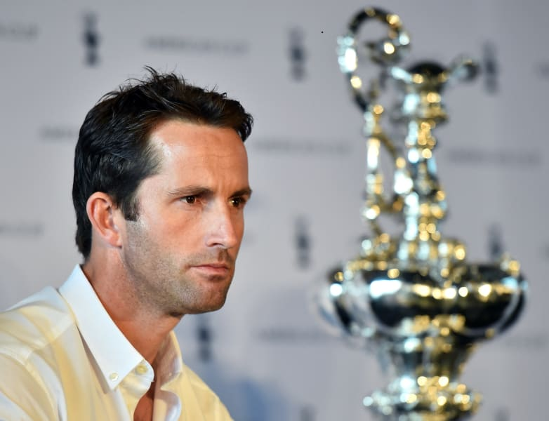 ben ainslie america's cup