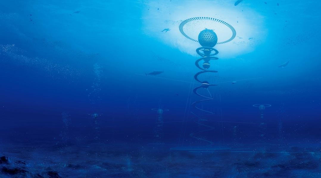 undersea spirals shinzu