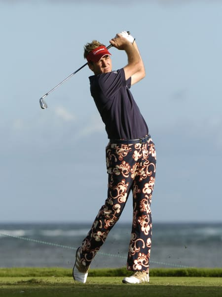 poulter 2005 sony open