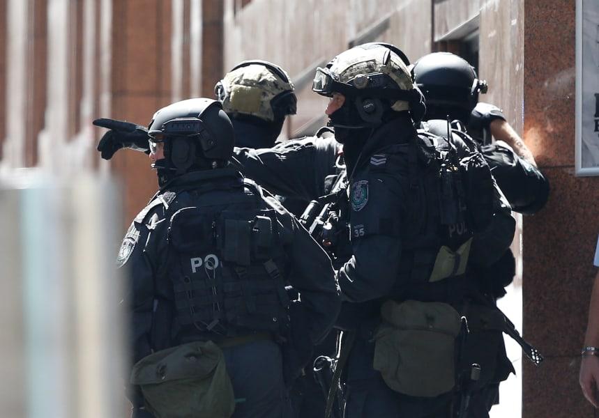 05 sydney police