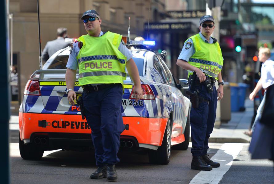 07 sydney police