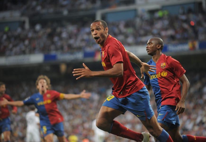 henry barcelona scores