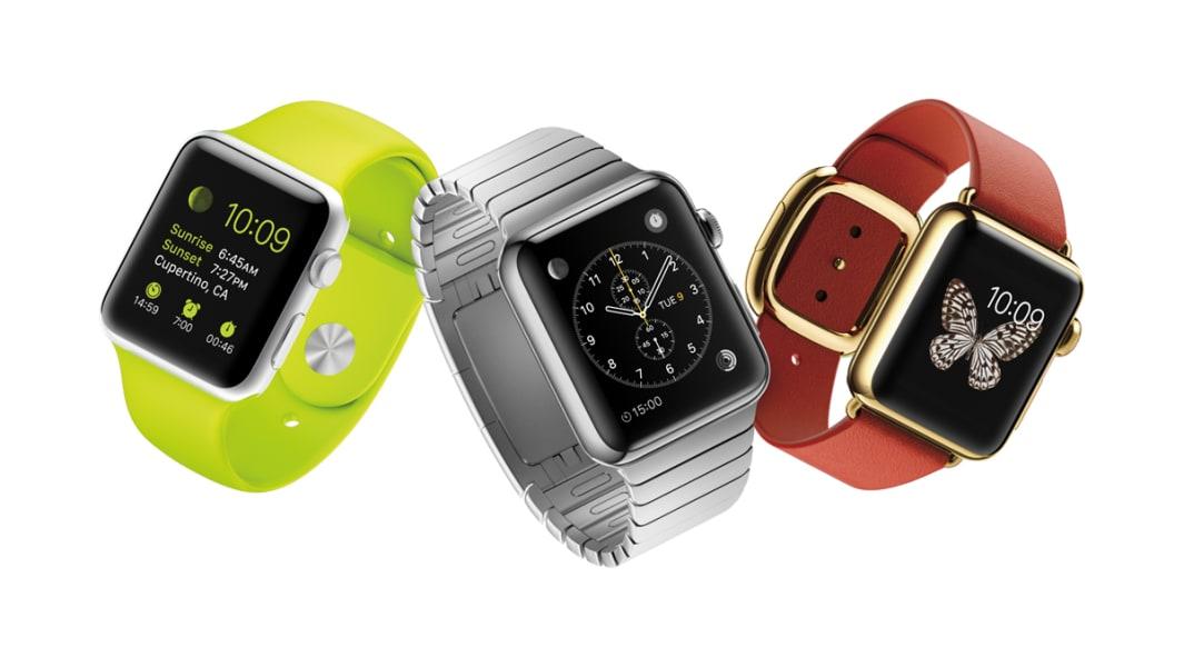 wearable tech apple watch