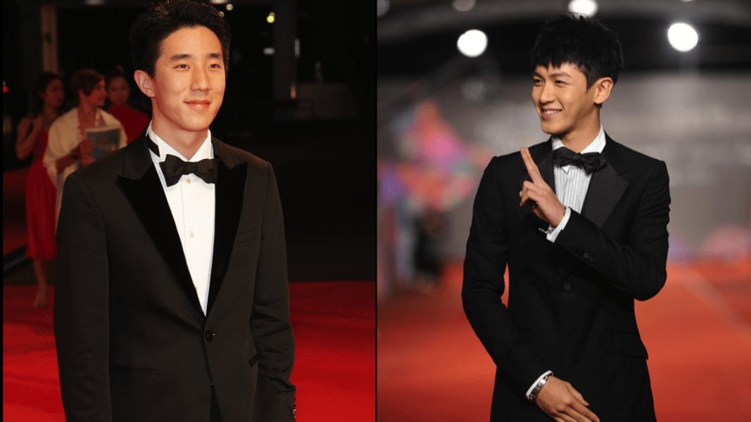 China celebrities split