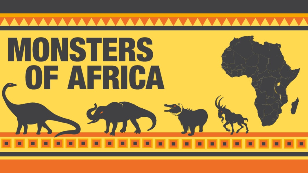 africa monsters intro