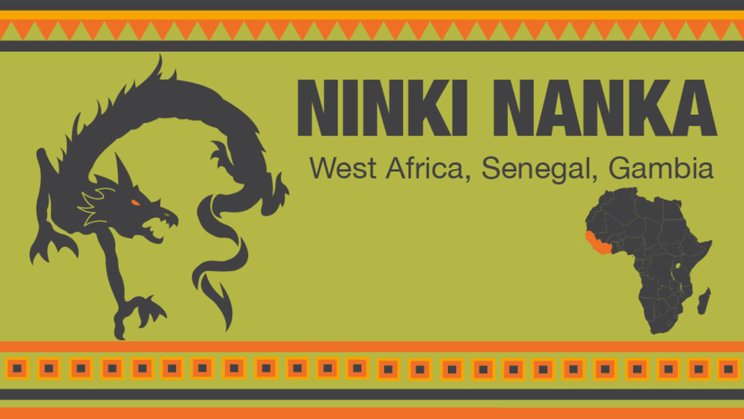 africa monsters ninki nanka