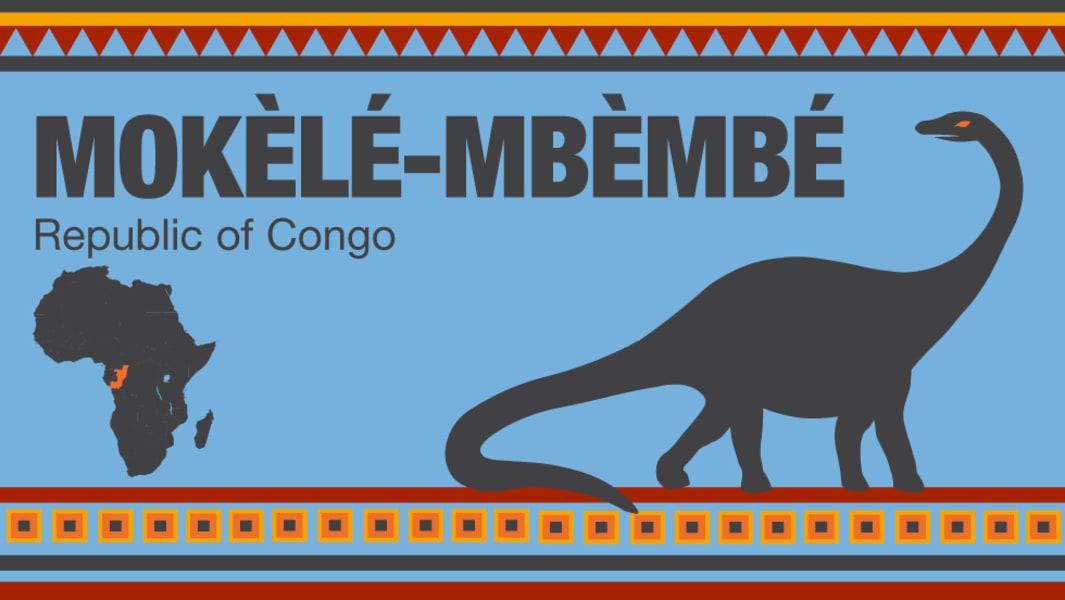 africa monsters mokele-mbembe
