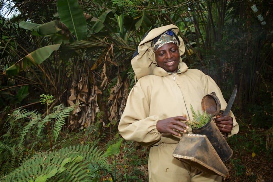 Eleri Griffiths-beekeeper-RESTRICTED