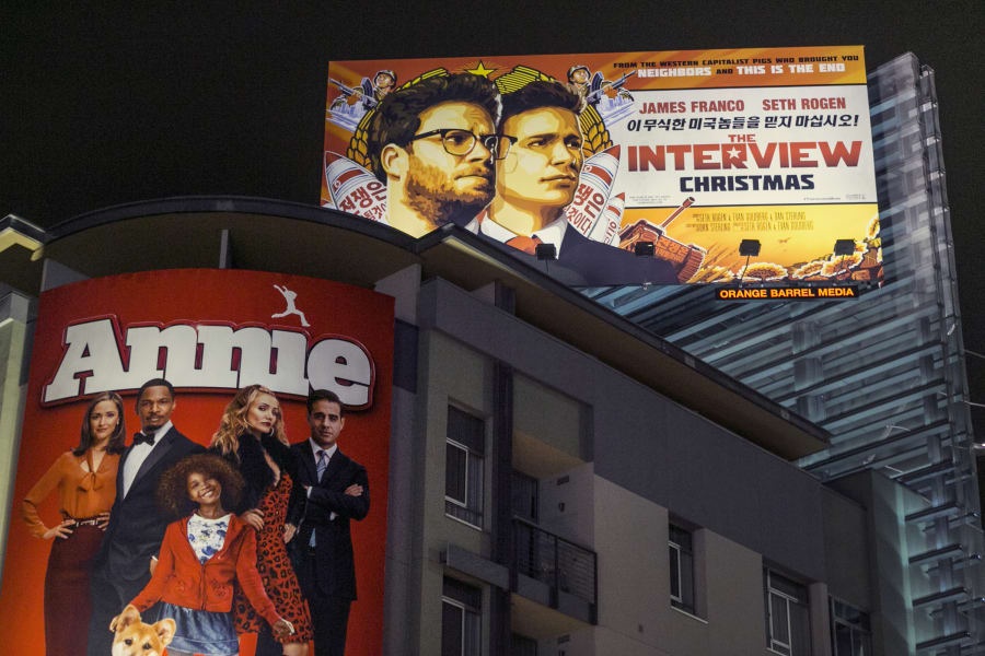 Sony Interview hack