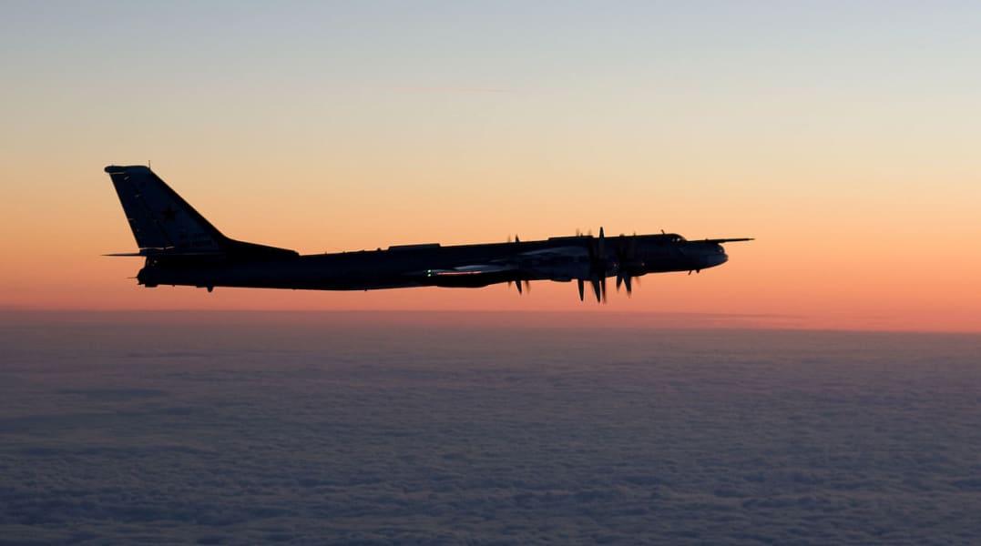 11 Russian warplane