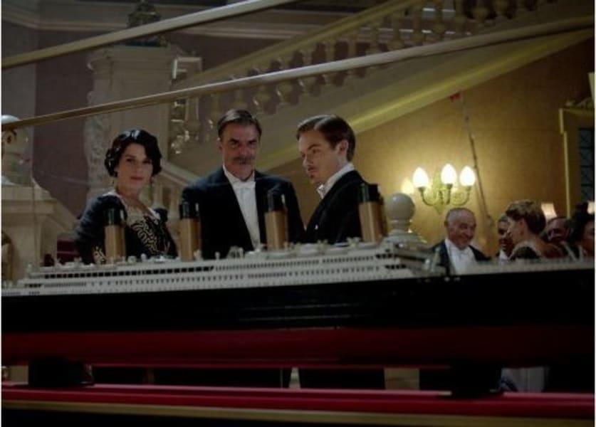 titanic tv series on the road serbia
