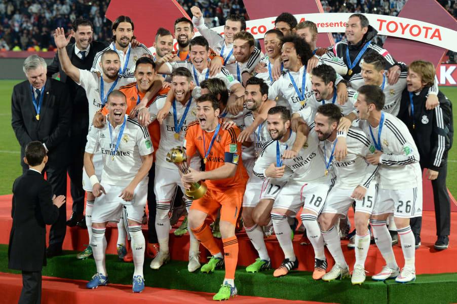 real madrid trophy club world cup