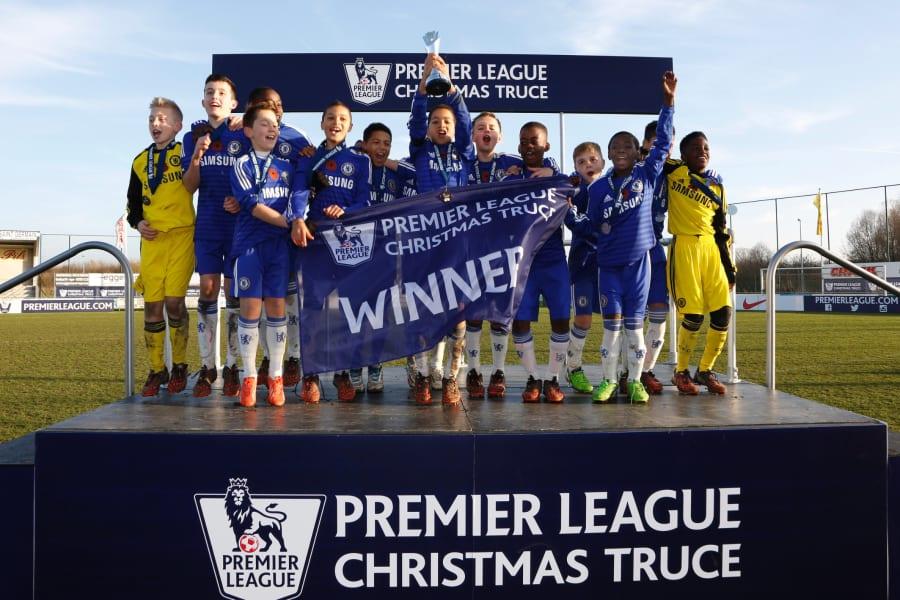 Chelsea win Truce