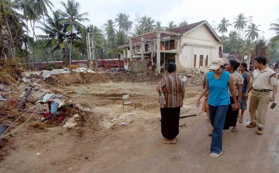 tsunami sri lanka 10 years