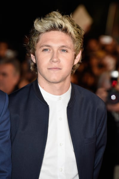 Niall Horan One Direction 2014
