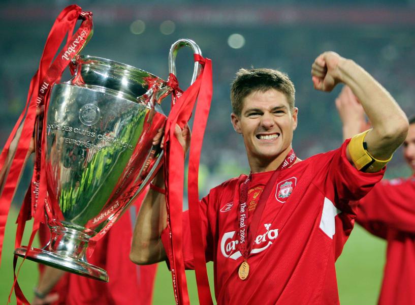 gerrard champions league 2005