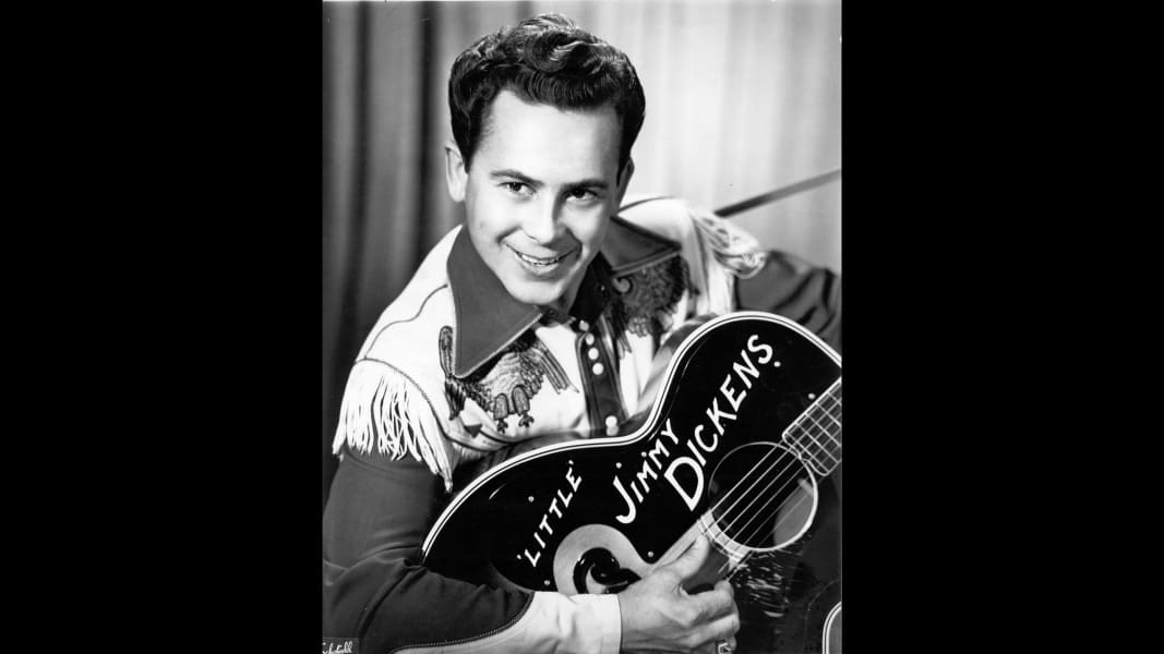 little jimmy dickens pwl - RESTRICTED