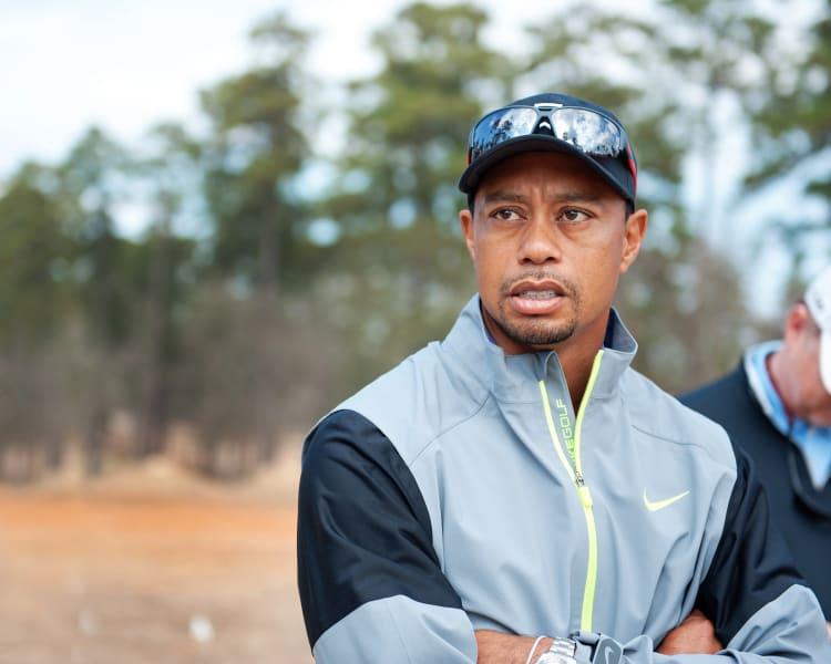 Tiger Woods Bluejack 1
