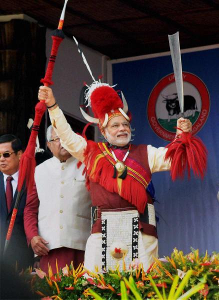 kohima- Nagaland -BJP