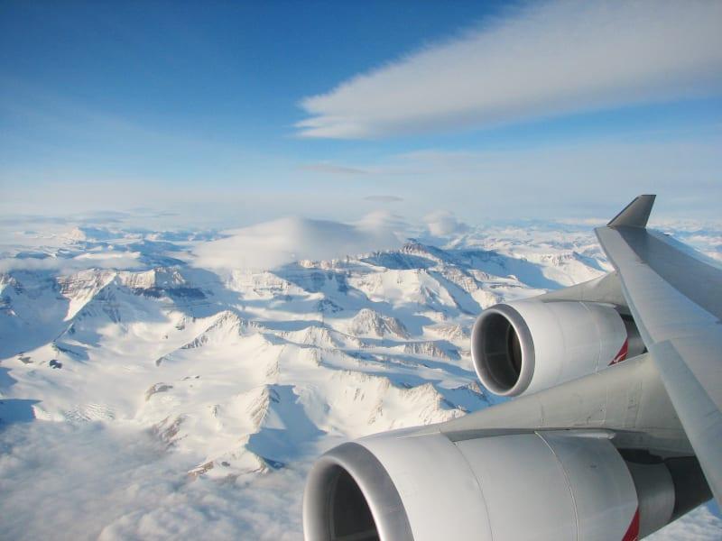antarctica sightseeing flights day tour1