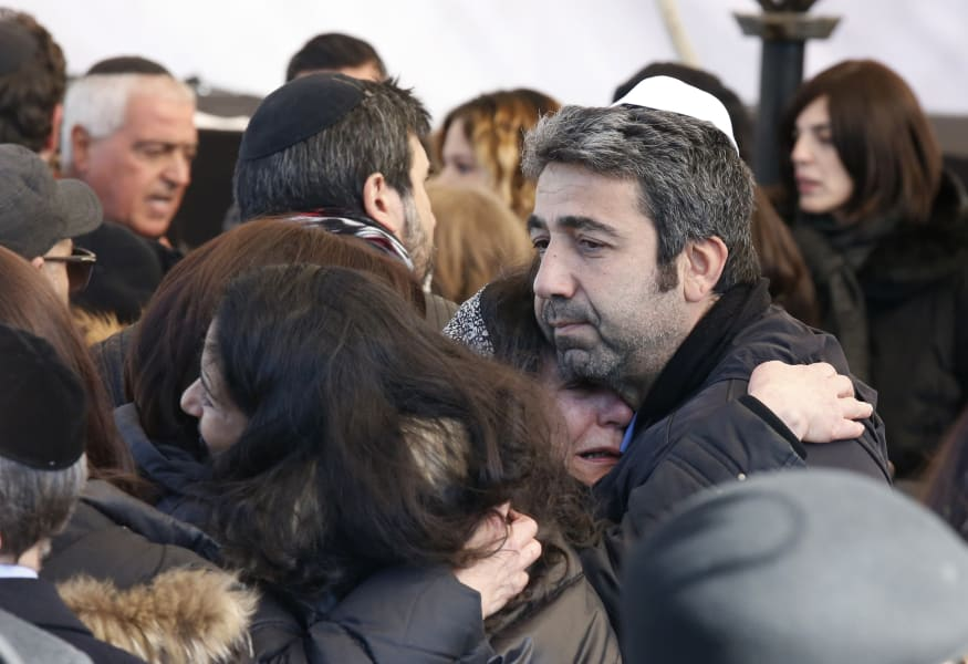 Paris Store Funeral