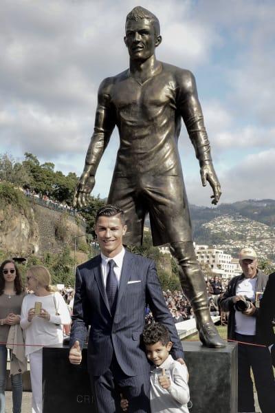 Cristiano Ronaldo 12/21/14