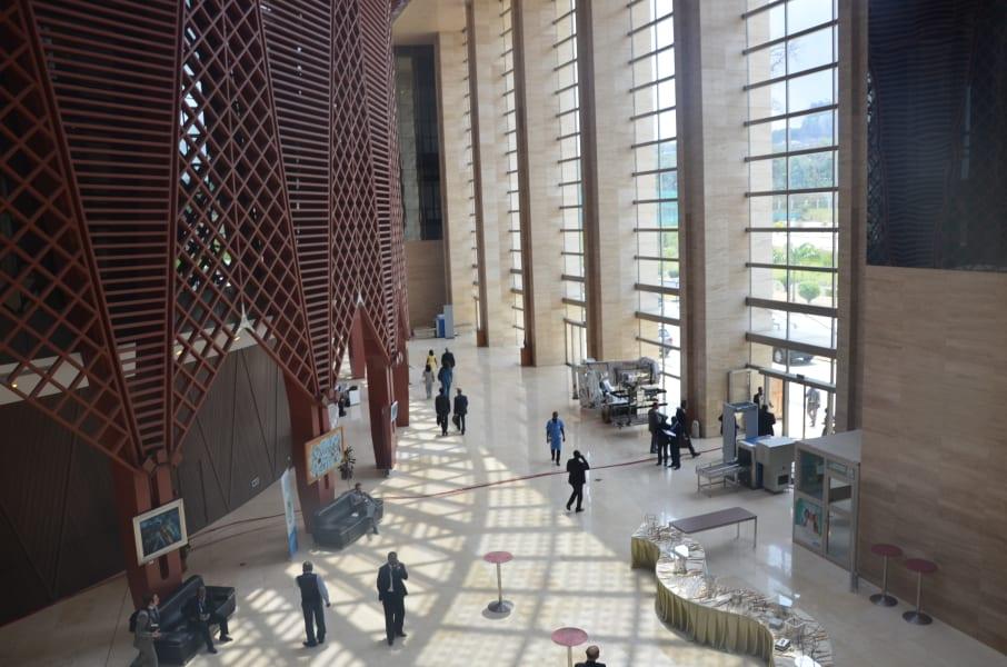 Malabo's Congress Center