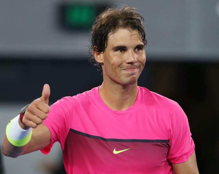 Nadal Australian Open gallery
